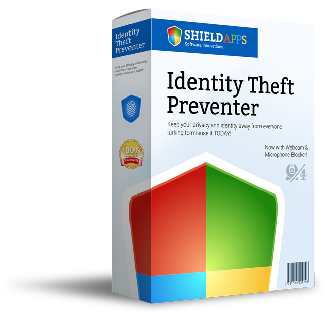 shieldapps software innovations identity theft preventer shieldappsdid you know that 1 in 4 people have experienced identity theft?!