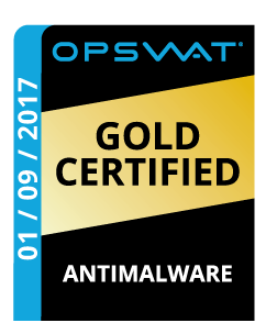 OPSWAT Gold Certified Anti Malware